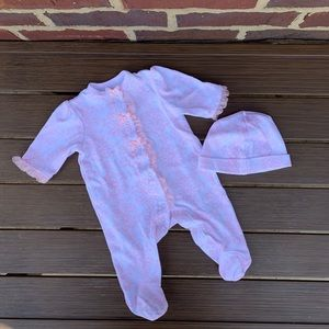 Little Me Newborn Outfit